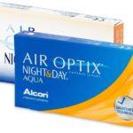 Особенности контактных линз Air Optix Night Day Aqua
