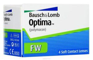 Вся линейка Bausch Lomb линз