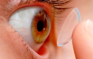 Что значит кривизна контактных линз