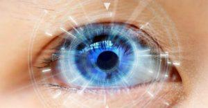 Большое разнообразие контактных линз