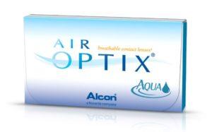 Air Optix (Alcon) Aqua