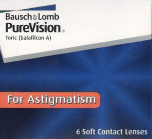 PureVision от Bausch&Lomb