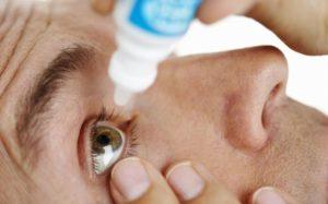 Медикаментозное лечение ячменя