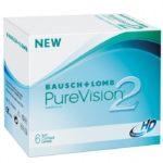 Особенности линз Pure Vision 2 HD