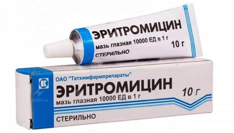 Противовоспалительные мази
