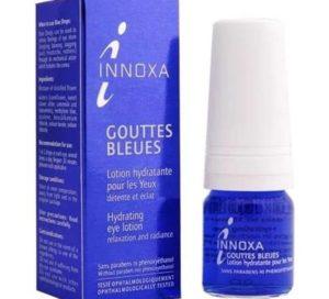 Васильковые глазные капли Инокса (Innoxa)