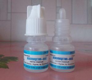 Левомицетин-АКОС