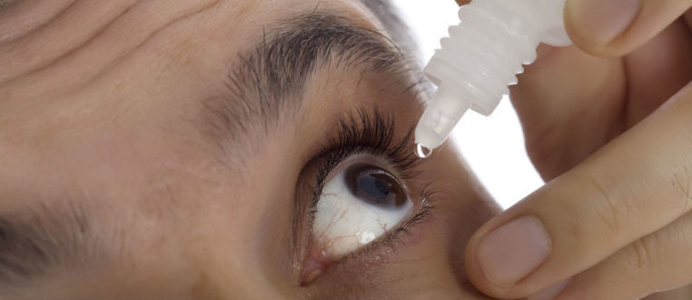 Глазные капли Метилэтилпиридинол