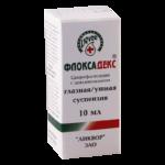 Глазные и ушные капли Флоксадекс (Floxadex)