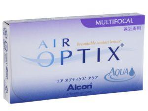 AirOptix Aqua Multifocal