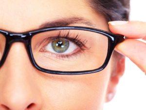 Асферические линзы для очков и контактные