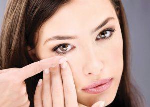 Многоразовые контактные линзы