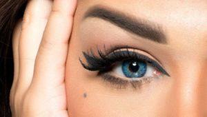 Что происходит с оболочкой глаза под линзой