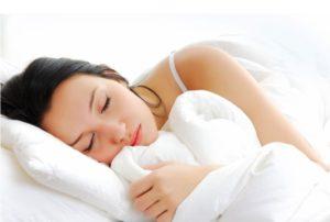 Сон в однодневных линзах