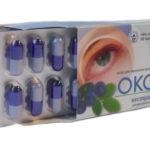 Глазные капли Оковит