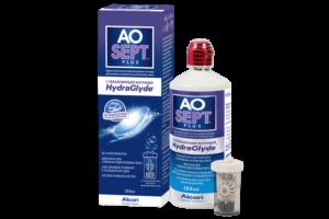 Раствор для контактных линз Aosept Plus