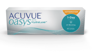 Acuvue Oasys 1-day for Astigmatism с технологией HydraLux
