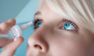 Глазные капли Олопатадин