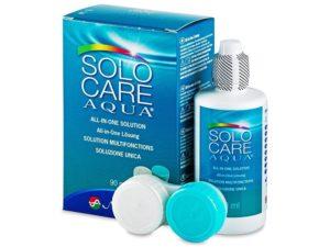 Раствор для контактных линз Solo Care Aqua