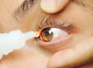 Что делать при постоянной сухости глаз