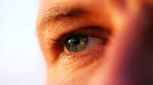 Размер глазного яблока человека