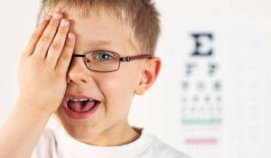 Профилактика близорукости у детей и взрослых