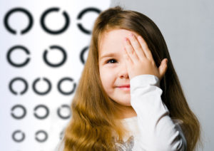 Прогрессирующая близорукость у детей и взрослых