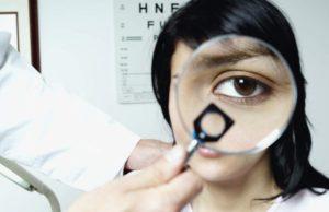 Потеря зрения на один глаз - односторонняя слепота