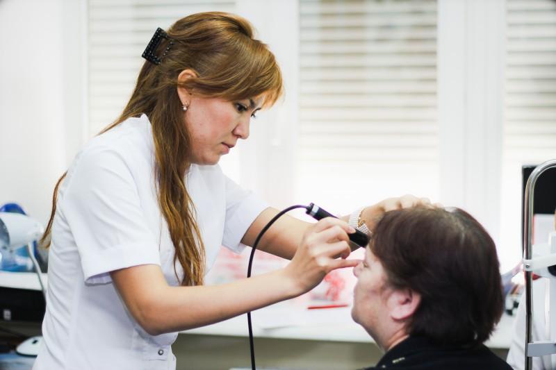 Аппаратное лечение близорукости