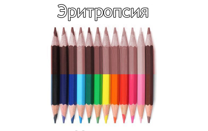 Какие цвета путают дальтоники - мир их глазами