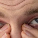 Тяжесть в глазах - сами закрываются