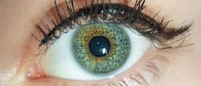 Глаза хамелеоны у человека