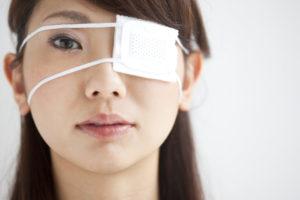Эвисцерация глазного яблока