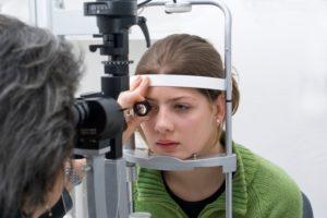 ПИНА в офтальмологии