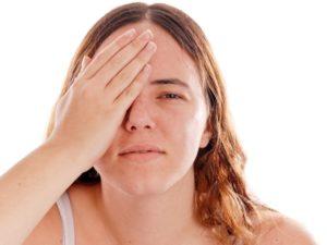 Боль в голове при движении глаз