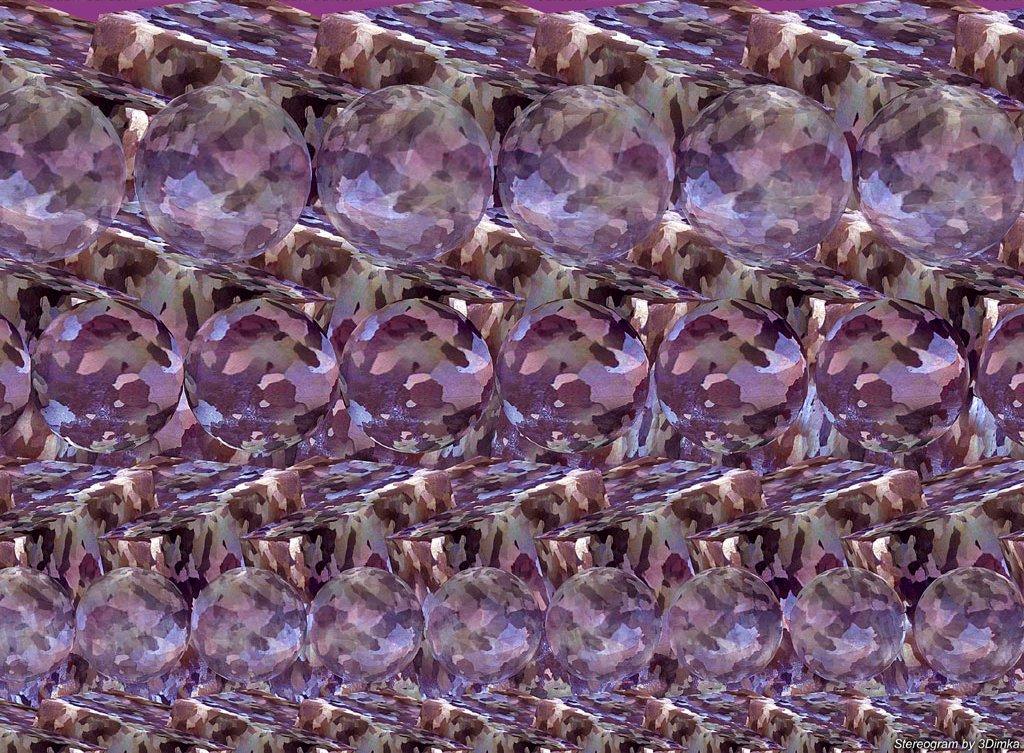Голограмма картинки для глаз