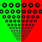 Тест на близорукость и дальнозоркость