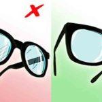 Царапины на очках для зрения - как их убрать