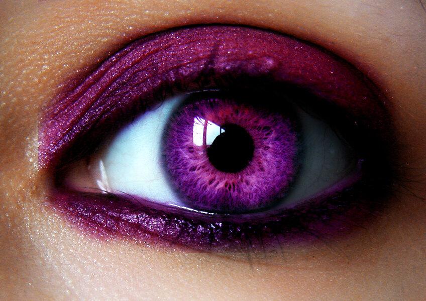 переноса картинки фиолетовые глаза у человека базар иду капустою