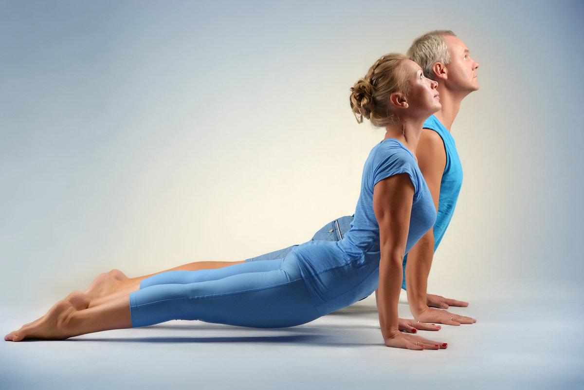 Йога как эффективное средство против катаракты