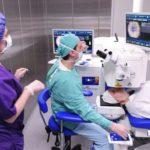 Клиники для бесплатной операции по удалению катаракты