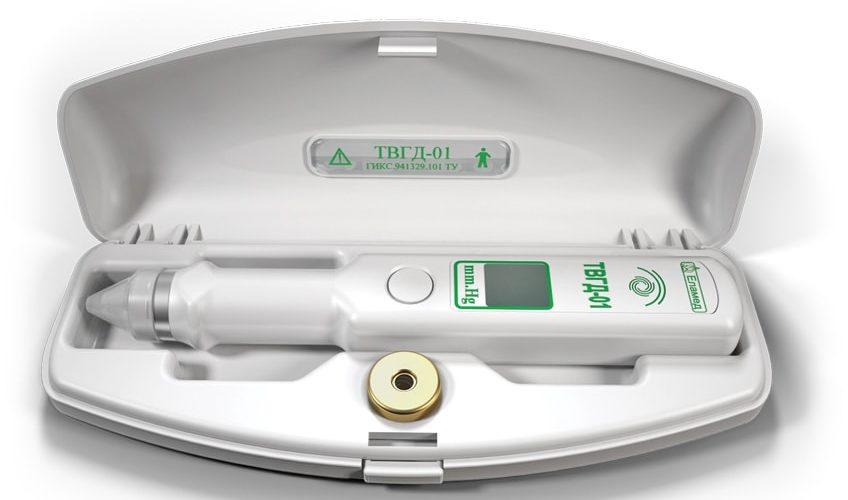 Аппараты для измерения внутриглазного давления
