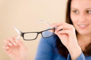 Очки для дали это плюс или минус