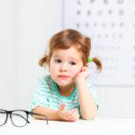 Норма зрения у детей для всех возрастов