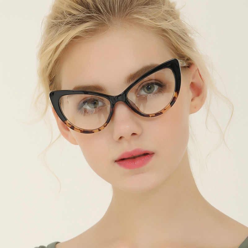 Прозрачные очки для подчеркивания стиля
