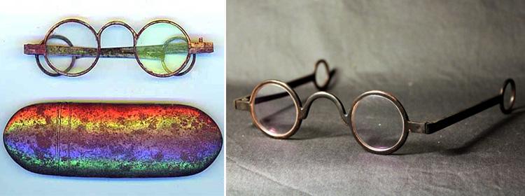 Кто и когда придумал очки для зрения