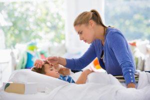 Может ли быть температура при конъюнктивите у взрослого