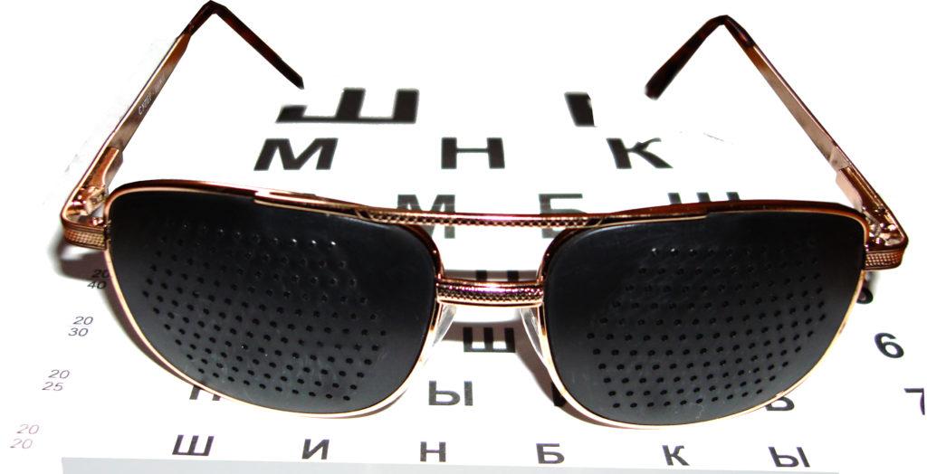 Как правильно выбрать перфорационные очкиd