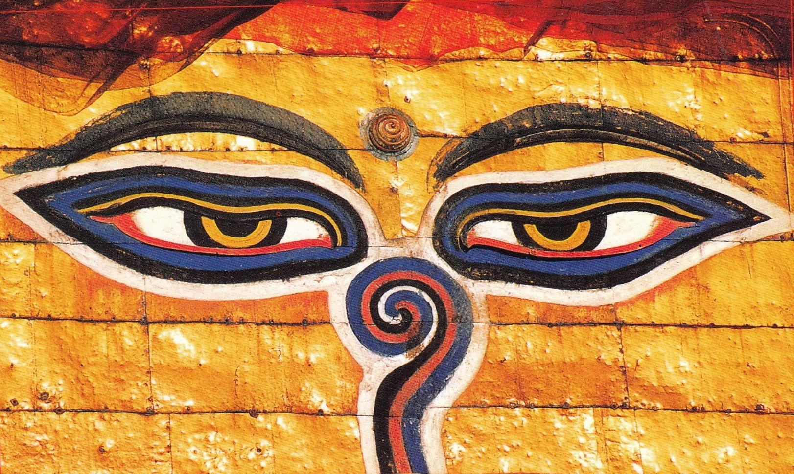 Тибетские и Даосские упражнения для глаз и улучшения зрения
