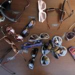 Как хранить очки даже если их много